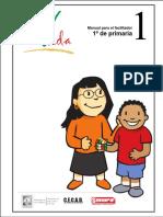 Manual Para El Facilitador - 1º de Primaria