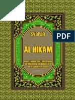 2.Kitab Alhikam-ibn Ataliah