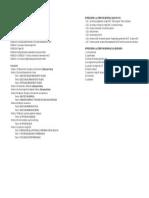 Contenidos 2º Cuatrimestre 2014-15