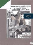 Metodologia y Campo de La Realidad de Claudio Caveri 1988/89