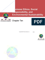 Ethics Social Responsibility (1)