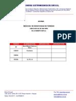 Informe Resistividad de Terreno Linea 4