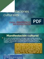 Resumen de Manifestaciones Antropologicas 2016