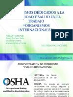 ORGANISMOS DEDICADOS A LA SEGURIDAD Y SALUD EN.pptx