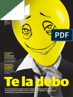 Revista Mu. Corporaciones en La Escuela