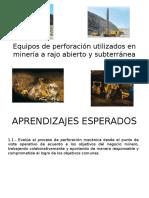 11 Extracción Mina i - Unidad i