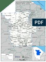 Distritos Sertao Central