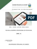 1 SILABO Epistemología de Psicol PLAN 2007