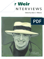 Varios - Peter Weir - Interviews (Conversations With Filmmakers Series)