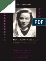 Yamaguchi Yoshiko and Fujiwara Sakuya - Fragrant Orchid - The Story of My Early Life