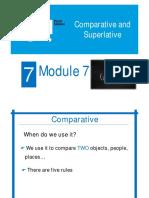 CPGP789 Comparative Superlative