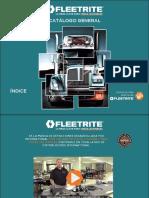 Catalogo Fleetrite 20155 Para Volvo
