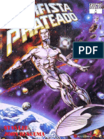 Graphic Marvel 09 - Surfista Prateado - Juizo Final