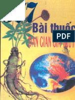 557 Bai Thuoc Dan Gian Gia Truyen