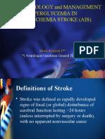 Hiperglikemia Pad Stroke