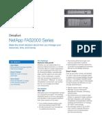 NetApp FAS2000 Datasheet.pdf