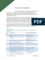 ED0000 Les Étapes de l'Ingénierie Pédagogique
