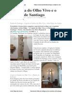 A Capela Do Olho Vivo e o Padrão de Santiago - Artur Filipe Dos Santos