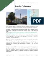 O Caminho de Celanova - Artur Filipe Dos Santos