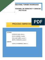 Analisis Del Exp. Proceso Abreviado