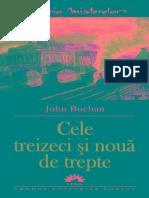 John Buchan - Cele Treizeci Și Nouă de Trepte