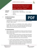 Memoria Descriptiva_I.E.I. Chorro Blanco