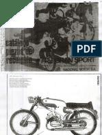 Derbi Gran Spor 74 c.c. - Catálogo Piezas de Recambio
