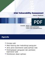 Web Vulnerability Assessment
