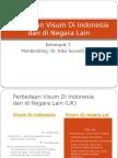 Perbedaan Visum Di Indonesia
