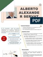 Alberto Alexander Servat