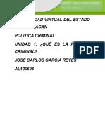 Investigacion Politica Criminal