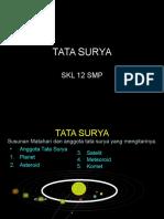 Materi Persiapan Un-tata Surya