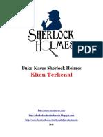 [Files.indowebster.com]-Buku Kasus Sherlock Holmes - Klien Penting