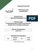 Ejercicio Porfesional 1 y 2