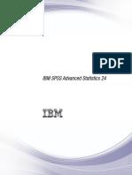 IBM SPSS Advanced Statistics