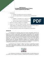 Practica No.5 Identificacion de Aminoacidos y Proteinas