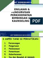 (2) Penilaian Dan Pengurasan B&K