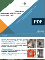 Gyptec Manual Tecnico de Sistemas de Gesso Laminado(Apresentacao)