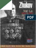 Nhớ Lại Và Suy Nghĩ - Zhukov