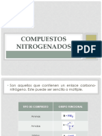 13. Compuestos Nitrogenados