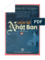 Lịch Sử Nhật Bản - R.H.P Mason - J.G Caige