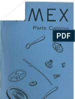 1959-1962 Parts Catalog