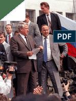 Cuộc Chạy Đua Tổng Thống - Boris Yeltsin