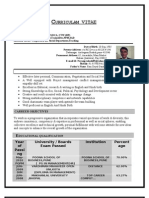 Exp-Proff...Resume by Np Gandhi