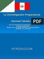 Investigacion Preparatoria