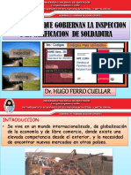Documentos Que Gobiernan La Inspeccion de Uniones Soldadas