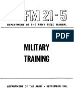 FM 21-5 - Military Training 1950