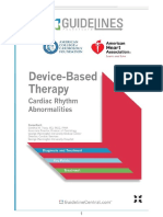 Device Based Therapy