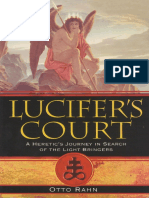 Otto Rahn - Lucifer's Court
