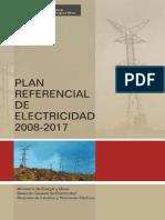 Plan Referencial de Electricidad 2008-2017.pdf